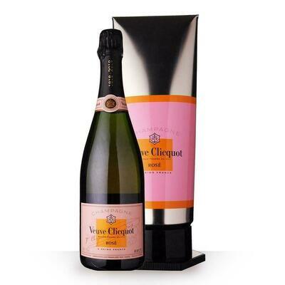 Champagne Veuve clicquot gouache rose x750cc