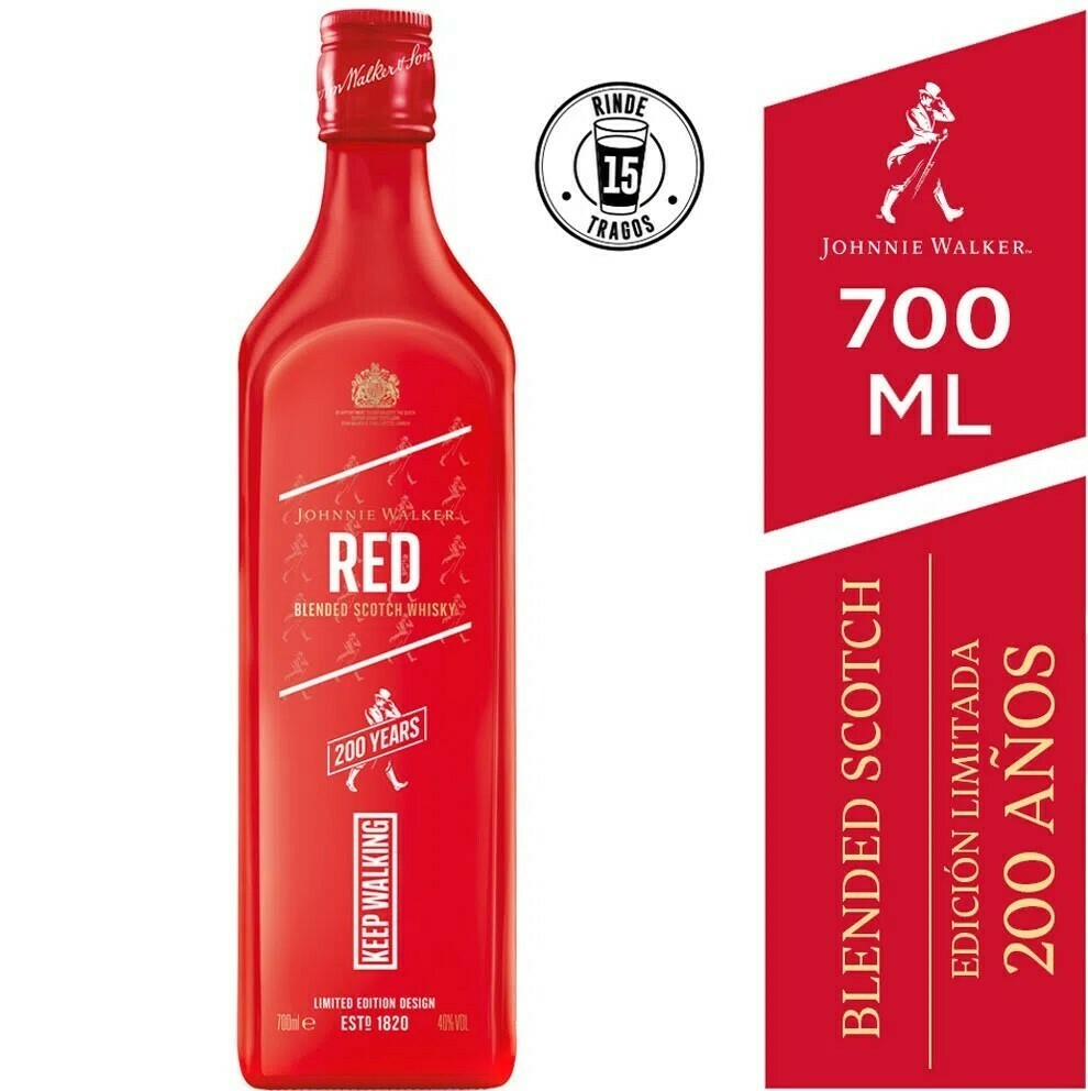 Whisky Johnnie Walker Red Icon x750