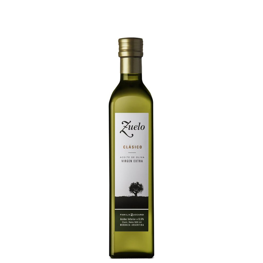 Aceite de oliva Zuelo Original x500cc