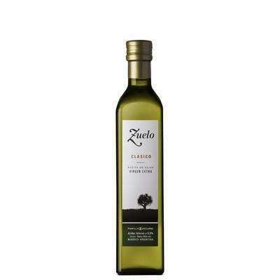 Aceite de oliva Zuelo Clasico x500cc