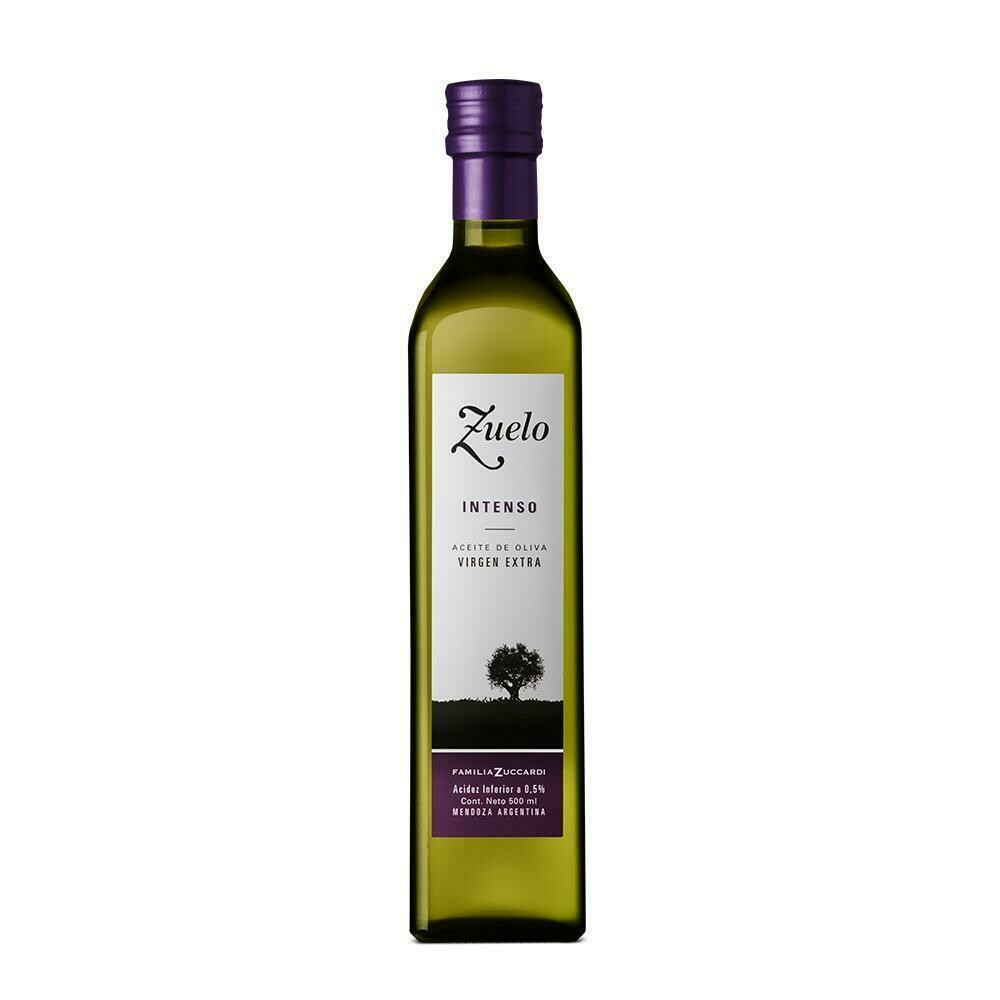 Aceite de oliva Zuelo Intenso x500cc