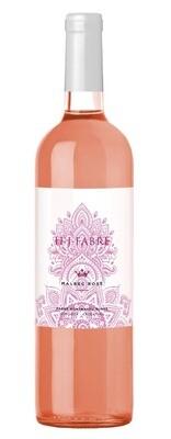 Vino Fabre H-J Malbec-Rose
