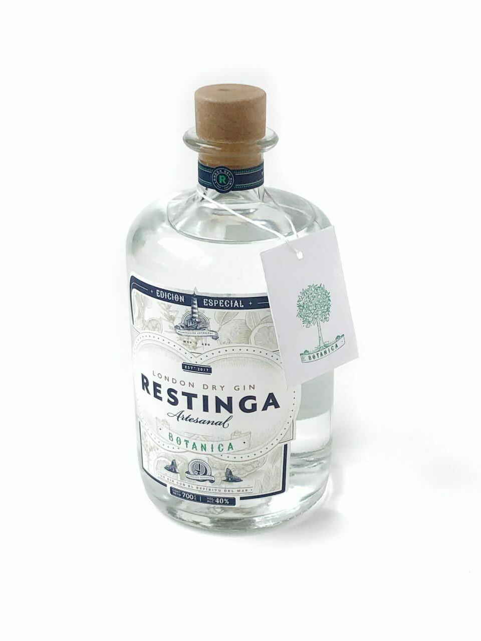 Gin Restinga Botanica London Dry