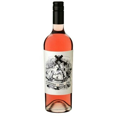 Vino Cordero malbec rose x750cc