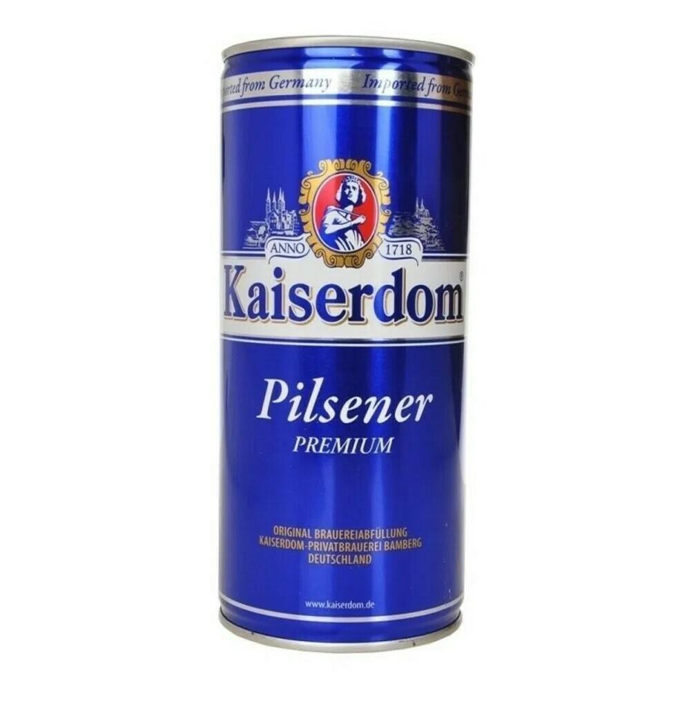 Cerveza Kaiserdom Pilsener x1L