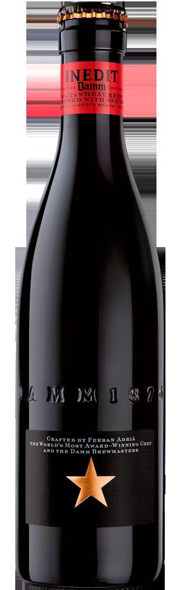 Cerveza Estrella Damm Inedit x330cc