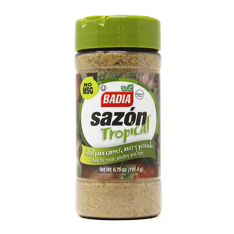 Badia sazon tropical x191,40grs