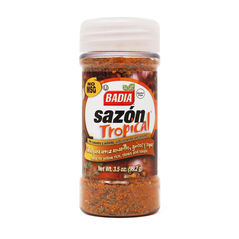 Badia sazon tropical x99,20grs