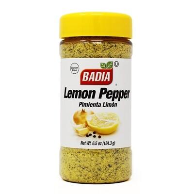 Badia pimienta limon x184,30grs