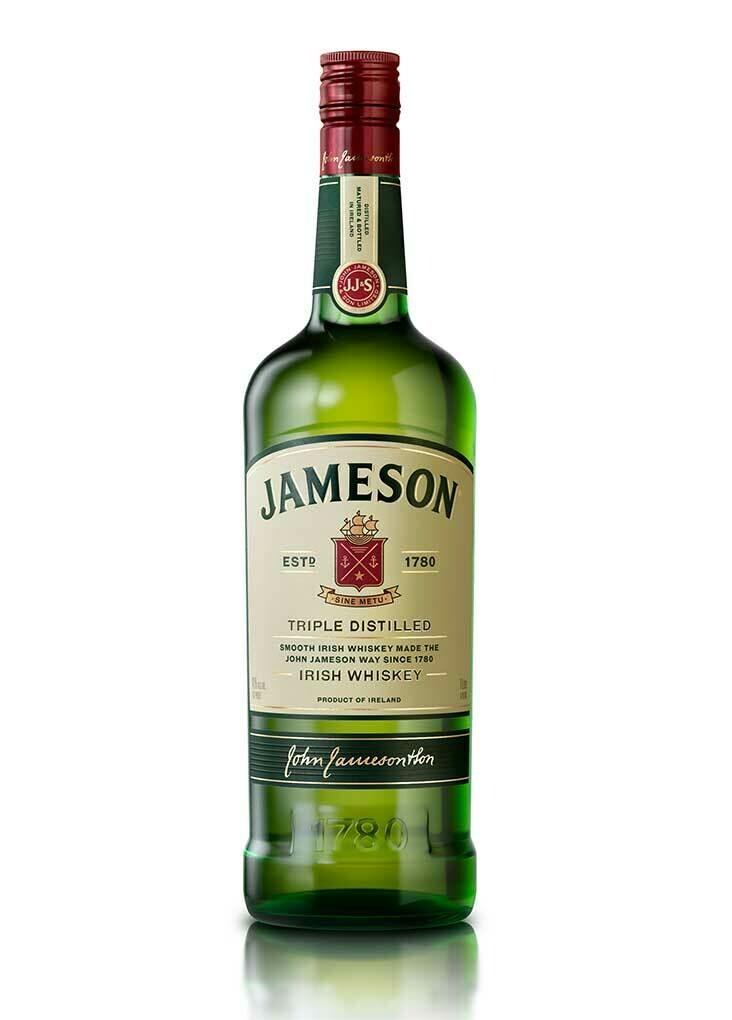 Whisky Jameson 1000cc