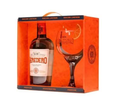 Estuche Gin Heredero 750cc + Copa Heredero