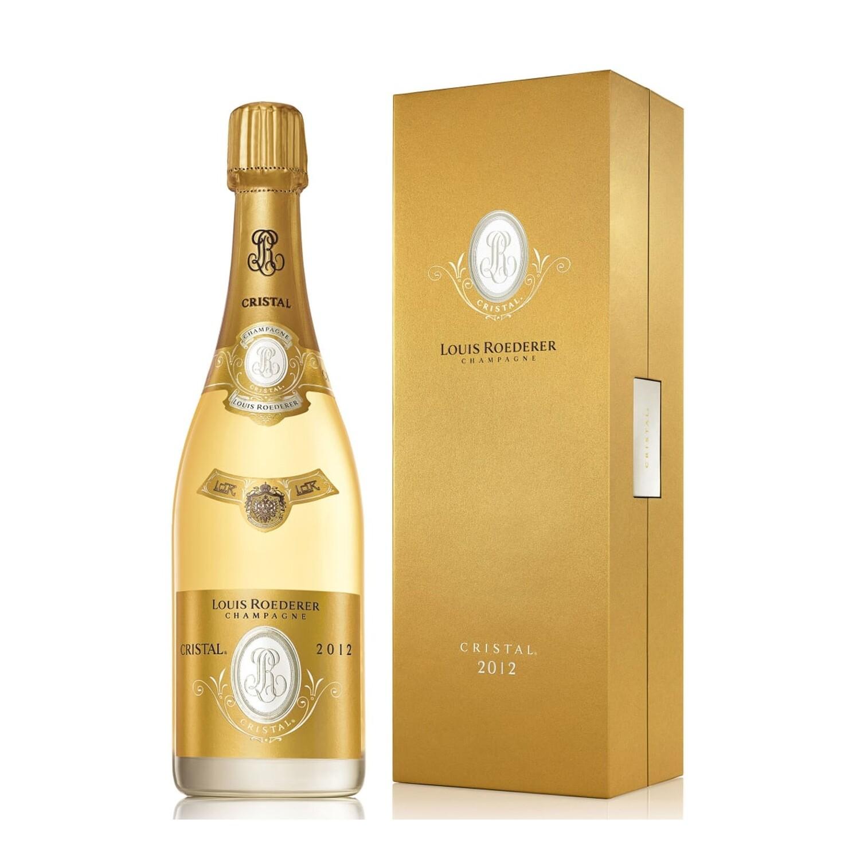 Champagne Louis Roederer Cristal Brut 2012 x750cc