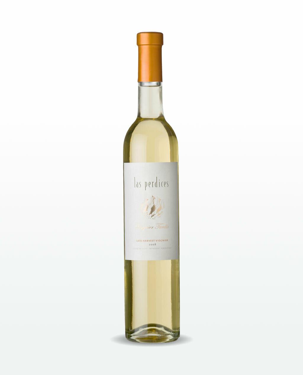 Vino Blanco Las Perdices Viognier Tardio x500cc