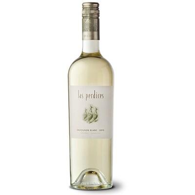 Vino Blanco Las perdices sauvignon blanc x750cc
