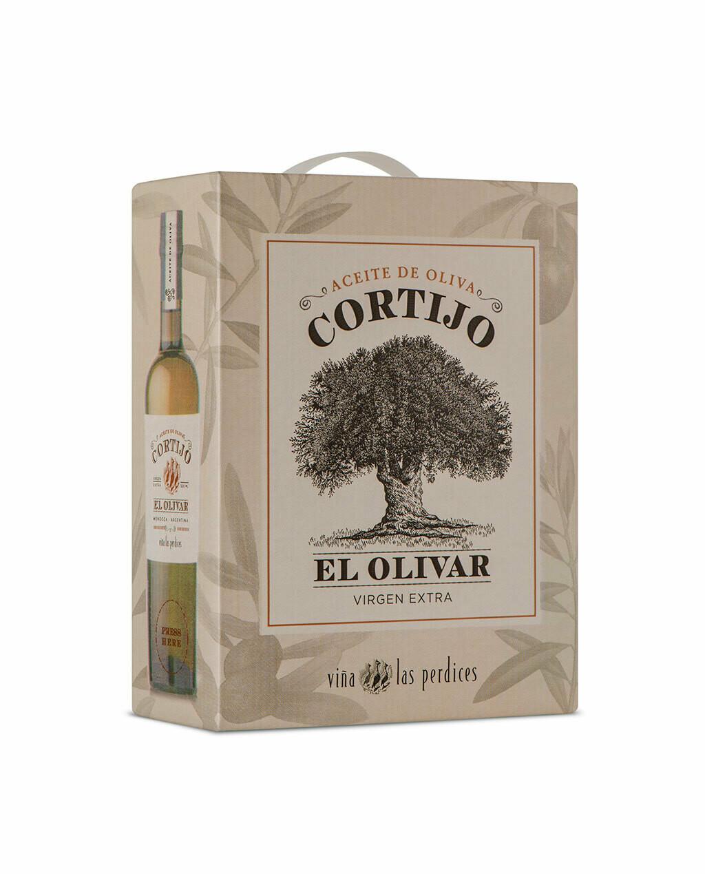 Aceite de Oliva Cortijo x3000cc