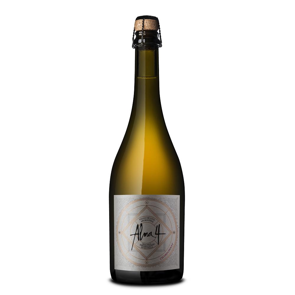 Espumante Alma 4 Chardonnay x750cc