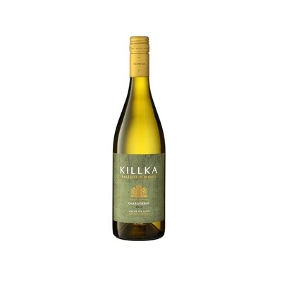 Vino Blanco Killka salentein chardonnay x750cc