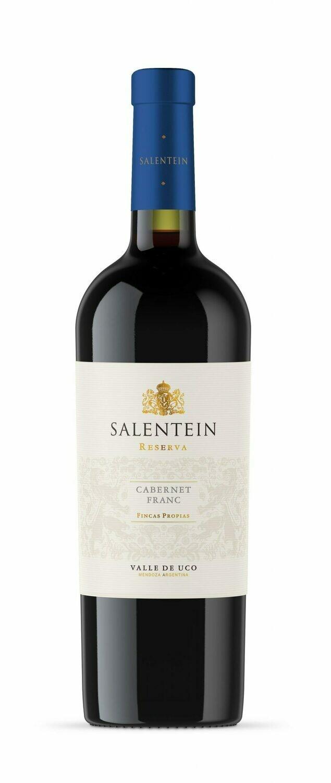 Vino Tinto Salentein Reserva Cabernet Franc x750cc