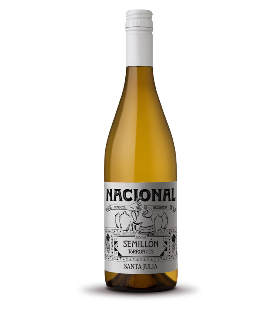 Vino Blanco Santa Julia Nacional