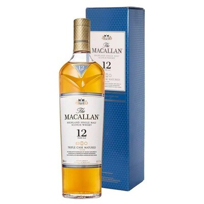 Whisky Macallan triple cask 12 a x700cc