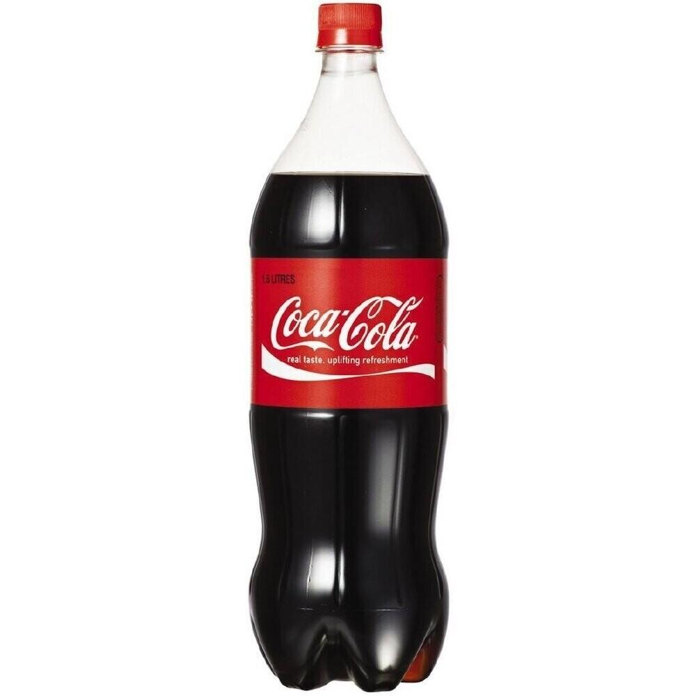 Coca-Cola x1500 cc