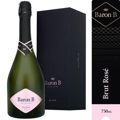 Estuche Baron B Brut Rose x750cc