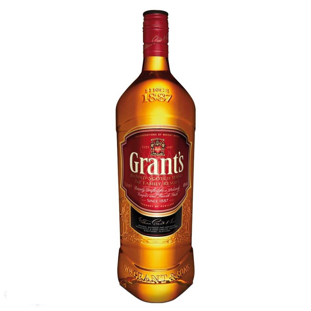 Whisky Grant's triple wood x1000cc