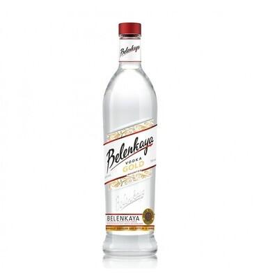 Vodka belenkaya gold x700cc