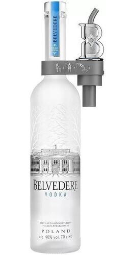 Vodka belvedere c/pico vertedor x700cc