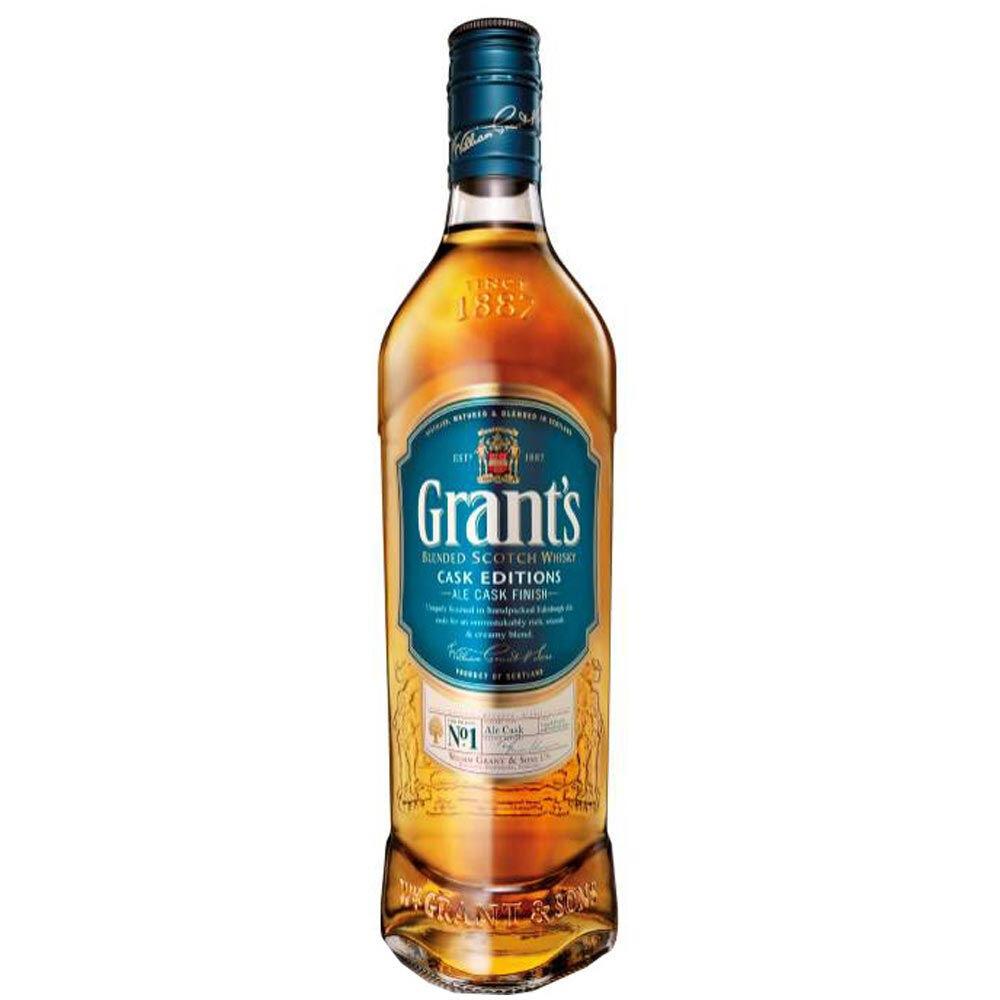 Whisky Grant's ale cask x750cc