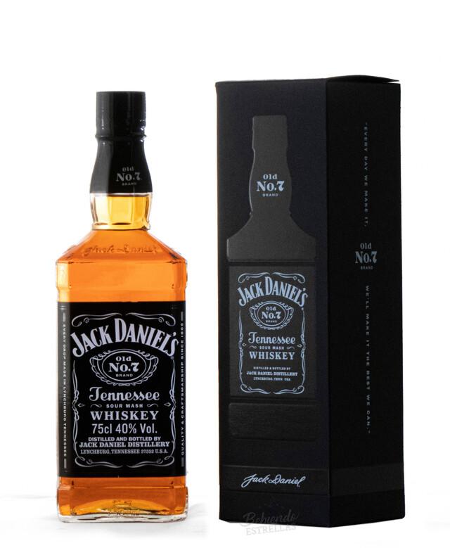Whisky Jack daniel`s estuche x750cc (usa)