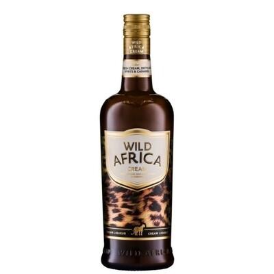Licor Wild africa cream x750cc