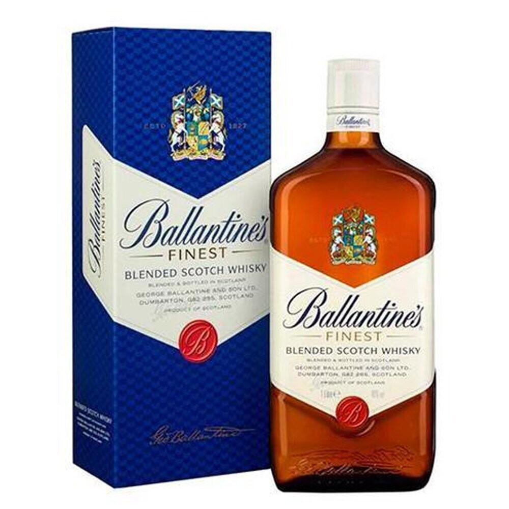 Whisky Ballantine's finest x750cc