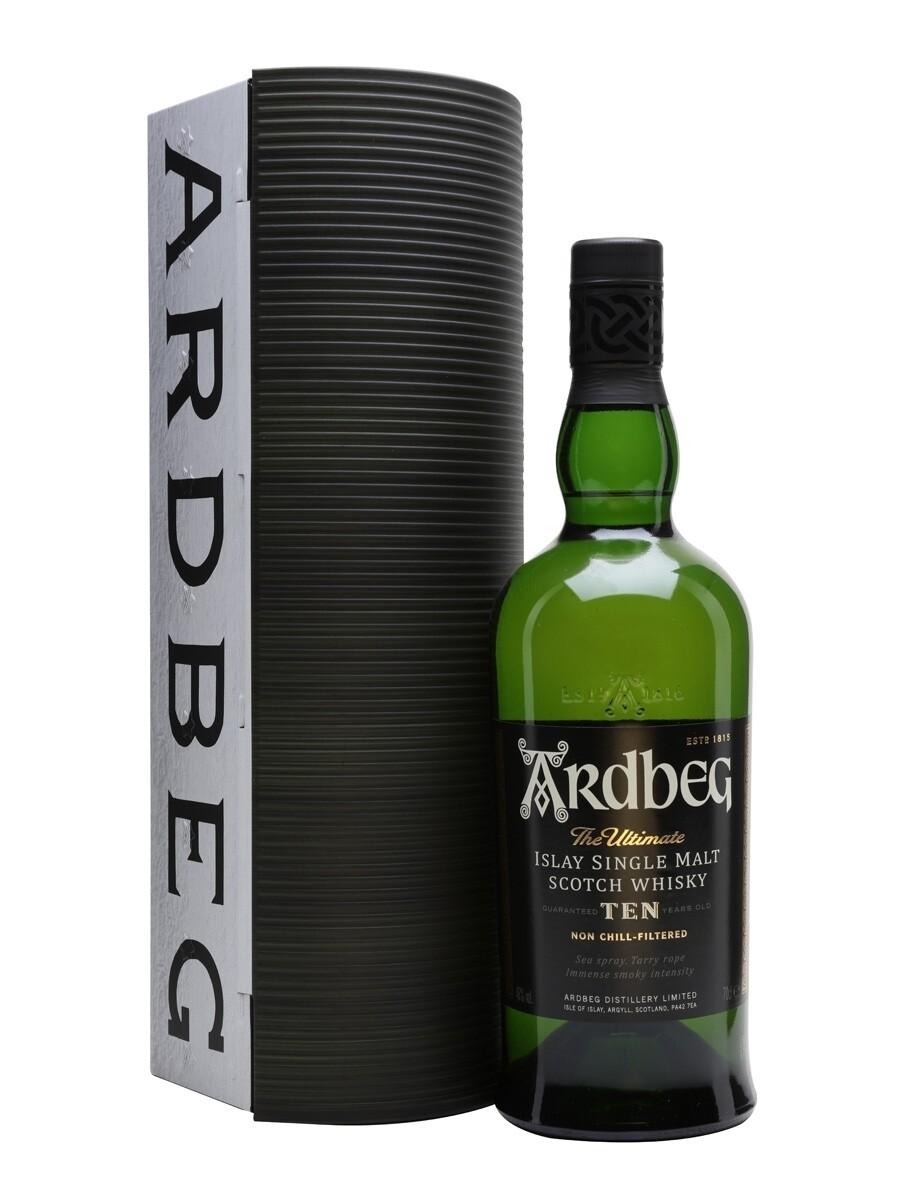 Whisky Ardbeg 10 a warehose x700cc