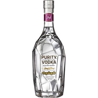 Vodka purity x750cc