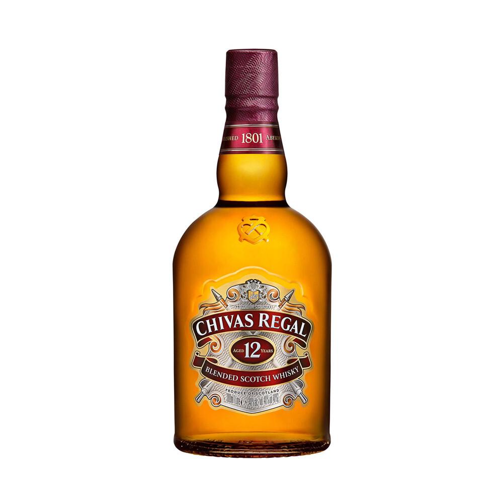 Whisky Chivas 12 A x1000cc