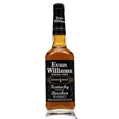 Whisky Evan williams black x750cc