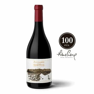 Vino Tinto Zuccardi finca piedra infinita 100 PUNTOS 2016 x750cc