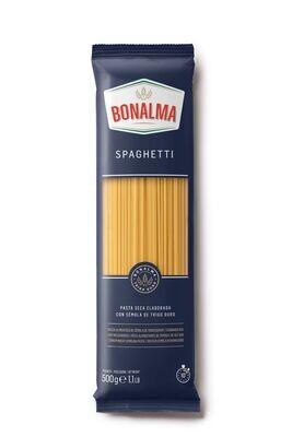 Fideos Bonalma Spaghetti x500gr
