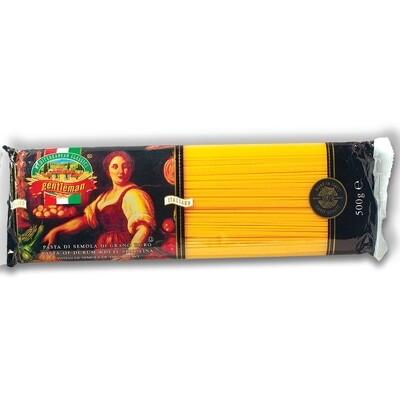 Fideos Gentleman Spaghetti x500gr
