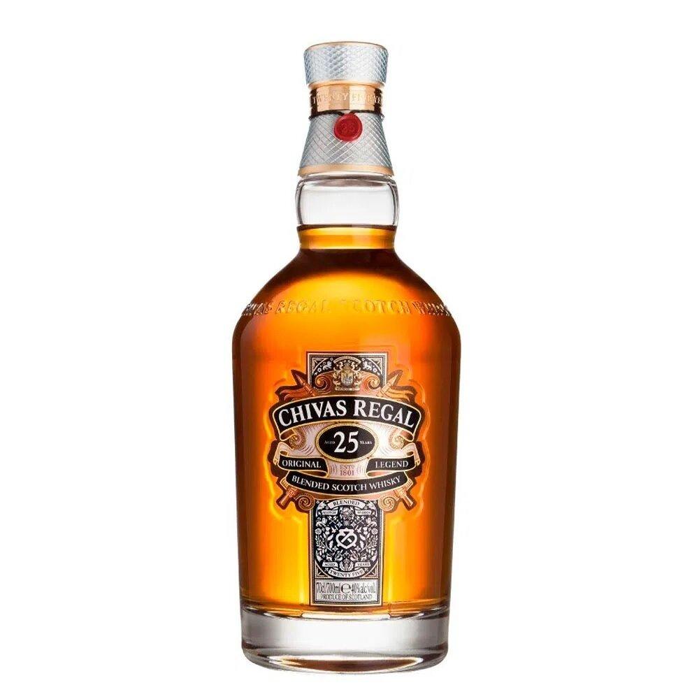 Whisky Chivas 25 A x700cc