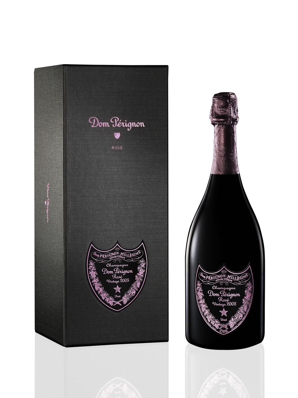 Champagne Dom perignon rose x750cc