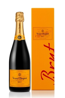 Champagne Veuve clicquot brut x750cc