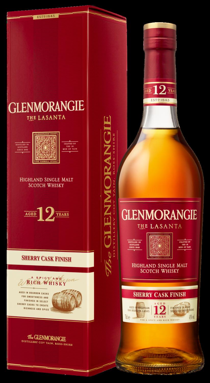 Whisky Glenmorangie 12 A Lasanta x700cc