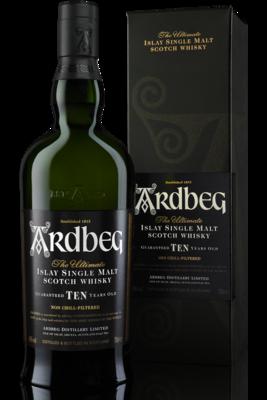 Whisky Ardbeg 10 a x700cc