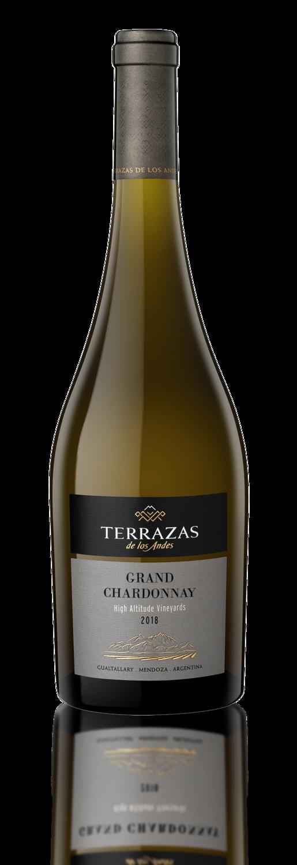 Vino Blanco Terrazas grand chardonnay 2018 x750cc