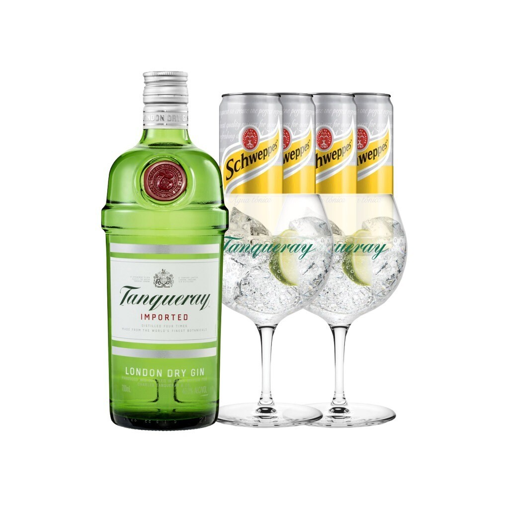GIN COLLECTION TANQUERAY