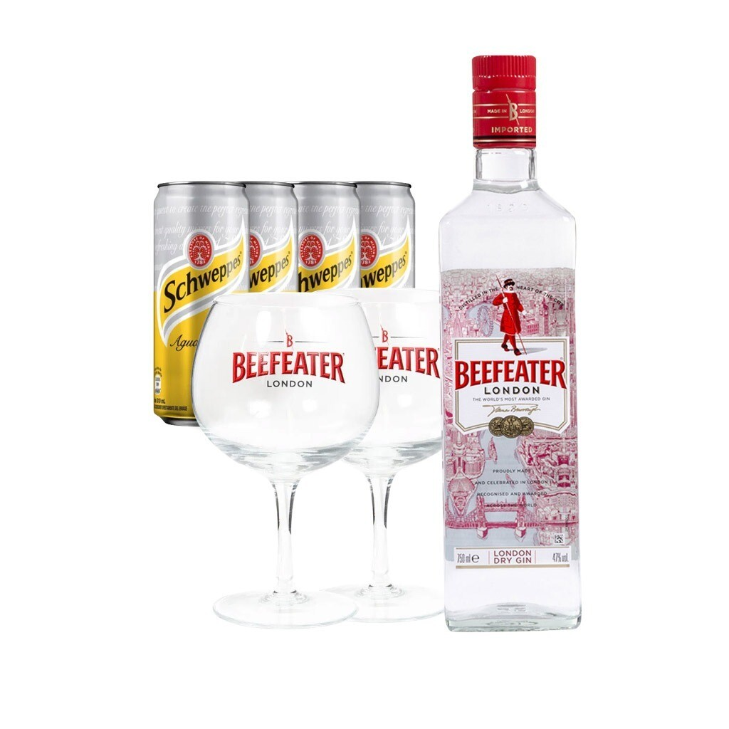 GIN COLLECTION BEEFEATER