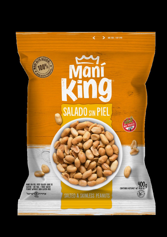 Mani king frito x400grs