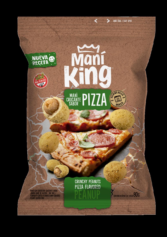 Mani king japones sabor pizza x80grs